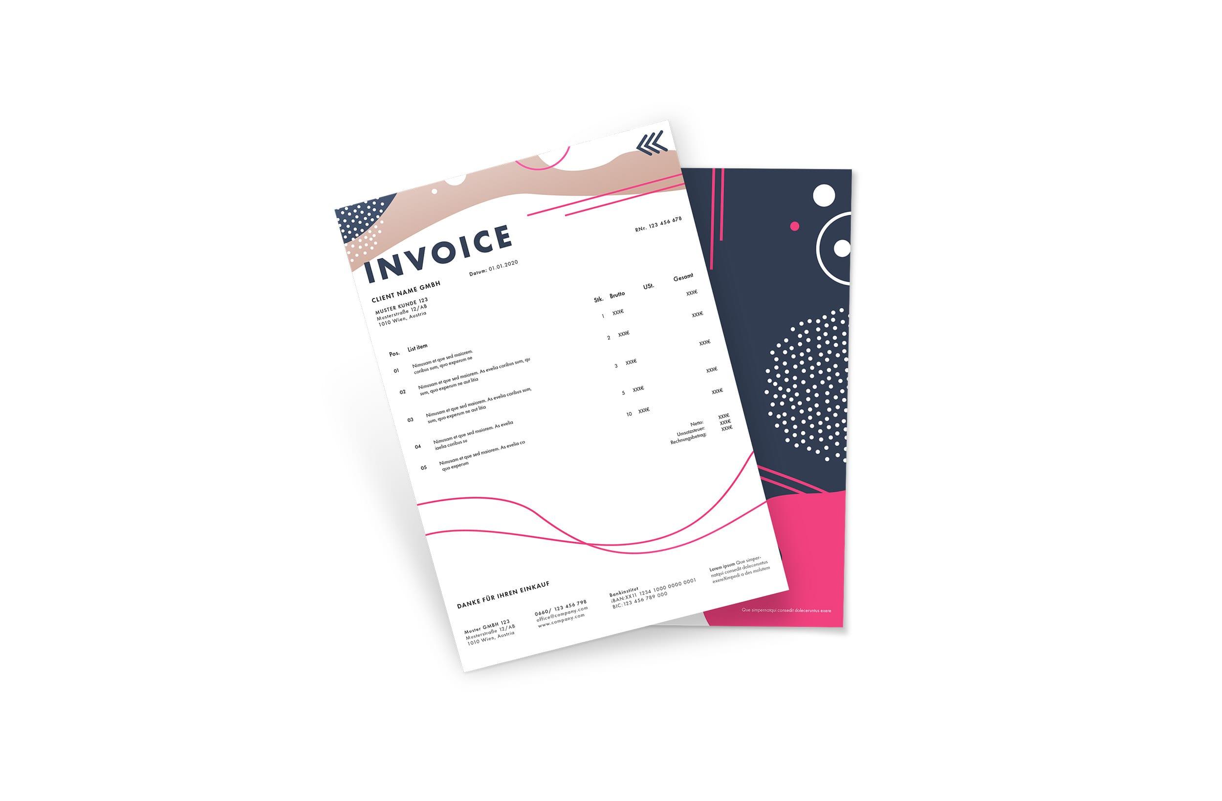 montroit-design-invoice-paper-spc-a